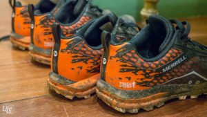 Merrell Wanderschuhe Tough Mudder