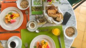 Frühstück Hotel Casa Turire