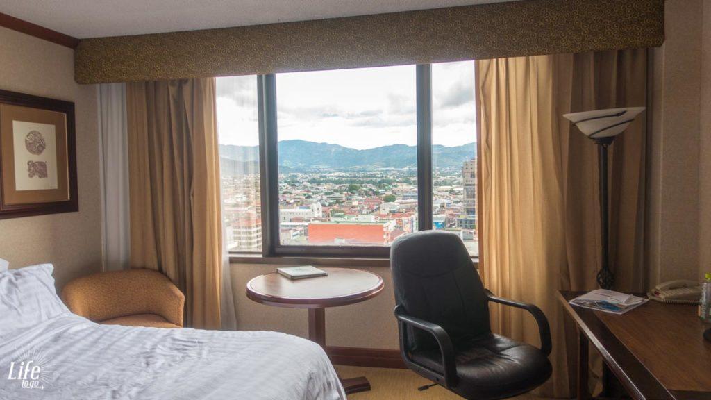 Zimmer im Holiday Inn Aurola San Jose Costa Rica