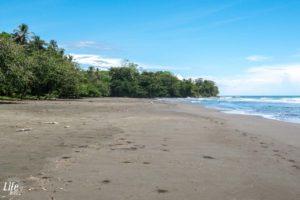 Playa Negra Cahuita Strand