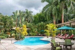 Pool Hotel Casa Turire Turrialba