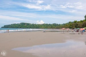 Strand in Manuel Antonio Costa Rica