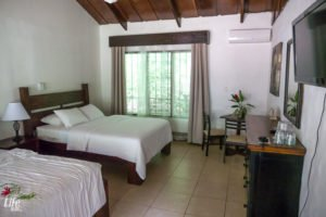 Zimmer Hotel Villa Lapas Reinforest Eco Resort Carara Costa Rica