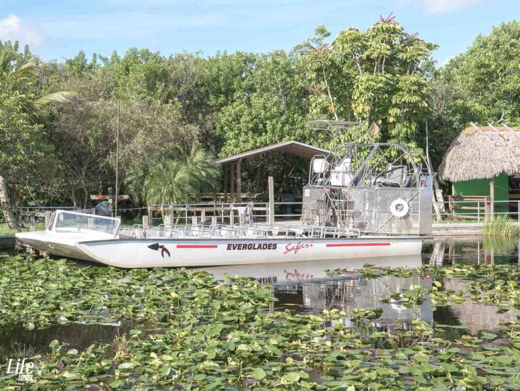 Airboat Everglades Nationalpark
