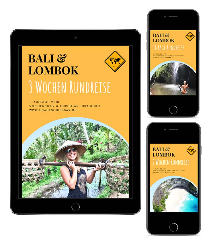 Bali Reiseführer eBook