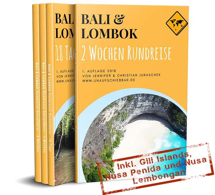Bali Reiseführer für deinen Bali Urlaub im eBook Format