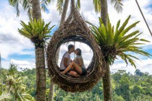 Vogelnest Bali Swing