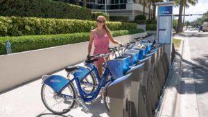 Citi Bike Miami Fahrrad Mieten in Miami