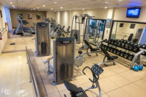 Fitnessstudio Double Tree by Hilton Cariari