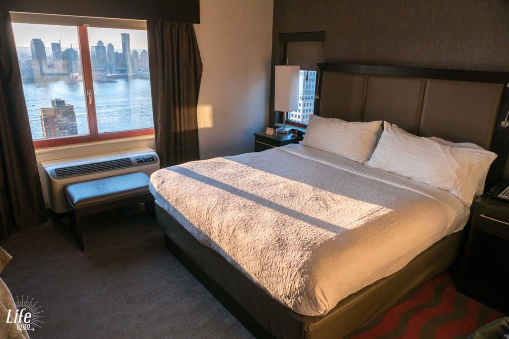 Holiday Inn Manhattan Financial District Zimmer