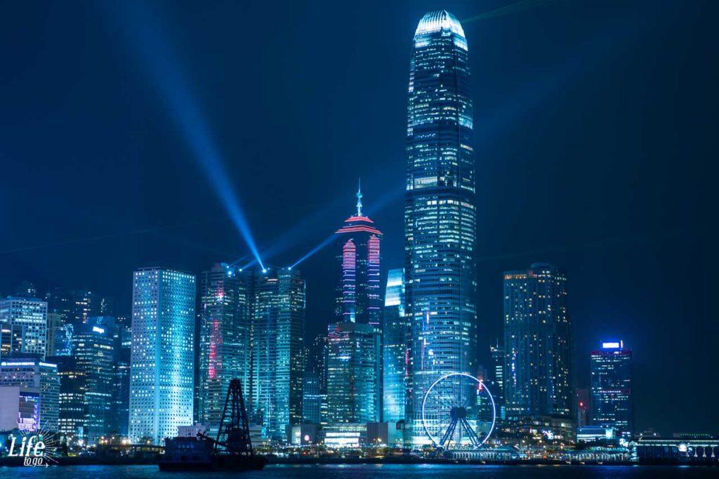 Hong Kong Lichtershow