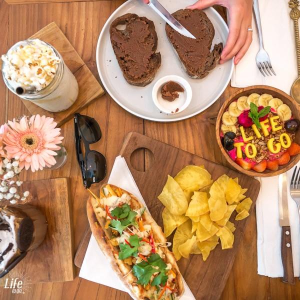 KYND Community Cafè Bestellung