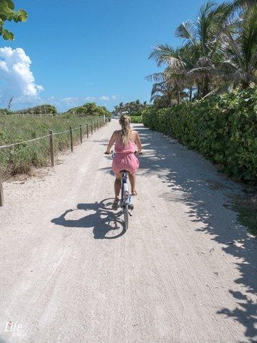 Fahrradtour Miami Beach