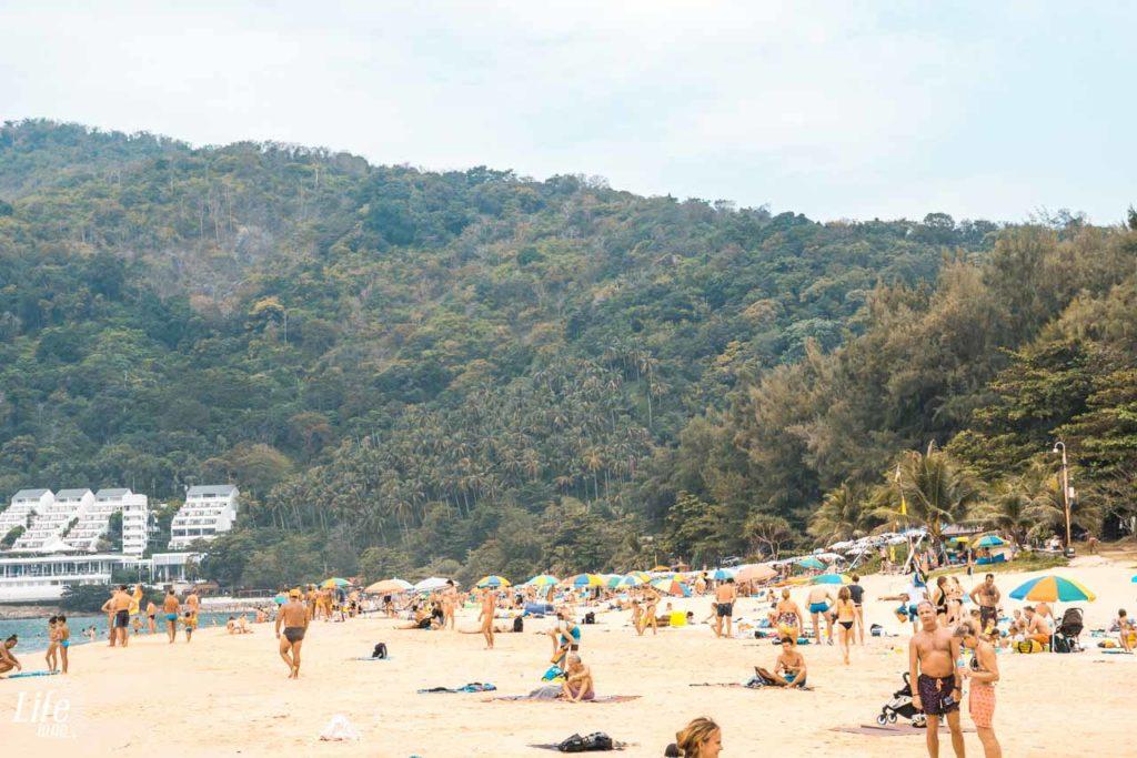 Phuket Nai Harn Beach