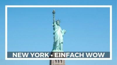 Freiheitsstatue New York im New York Tipps Beitrag