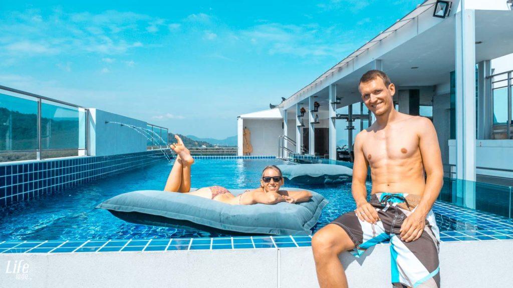 Airbnb mit Pool Phuket