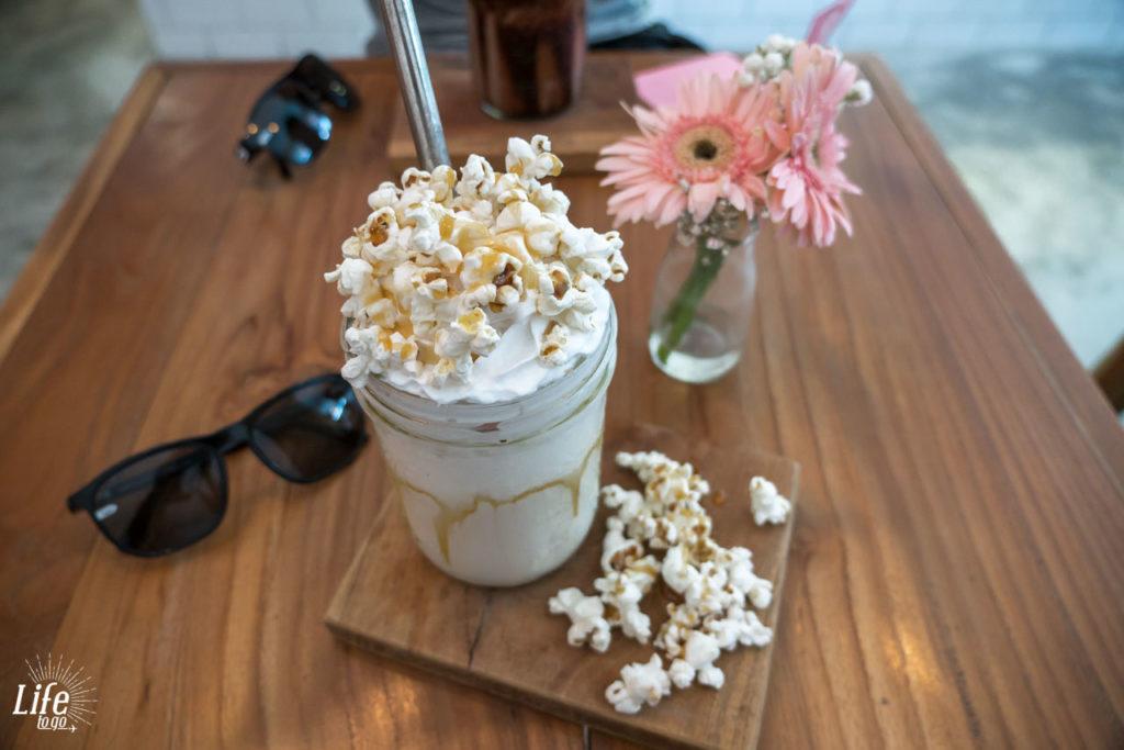 Popcorn Shake KYND Community Bali