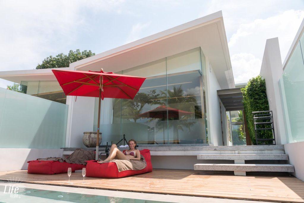 Sensimar Samui Beach Pool Villa