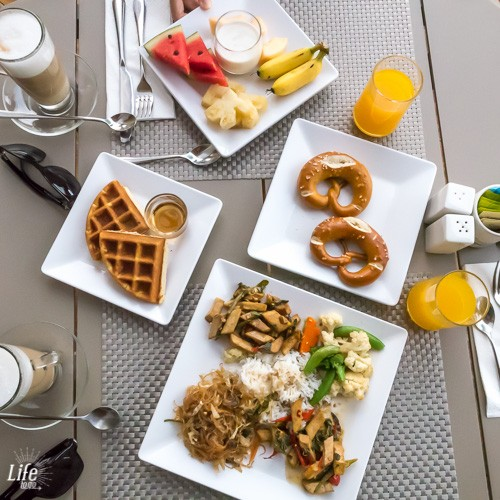 Sensimar Samui Frühstück