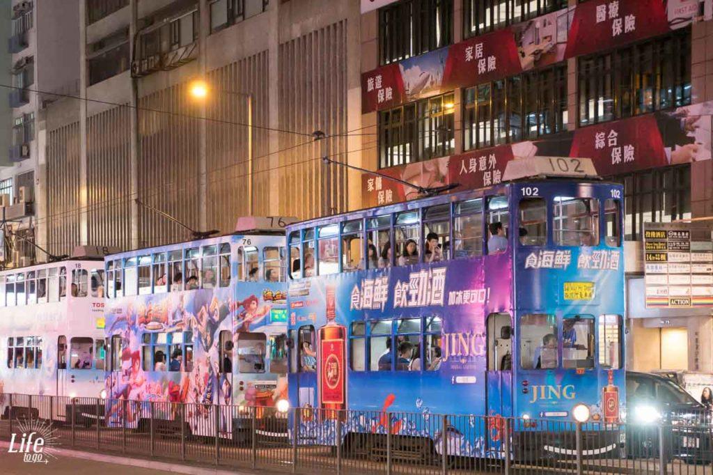 Straßenbahn Hong Kong