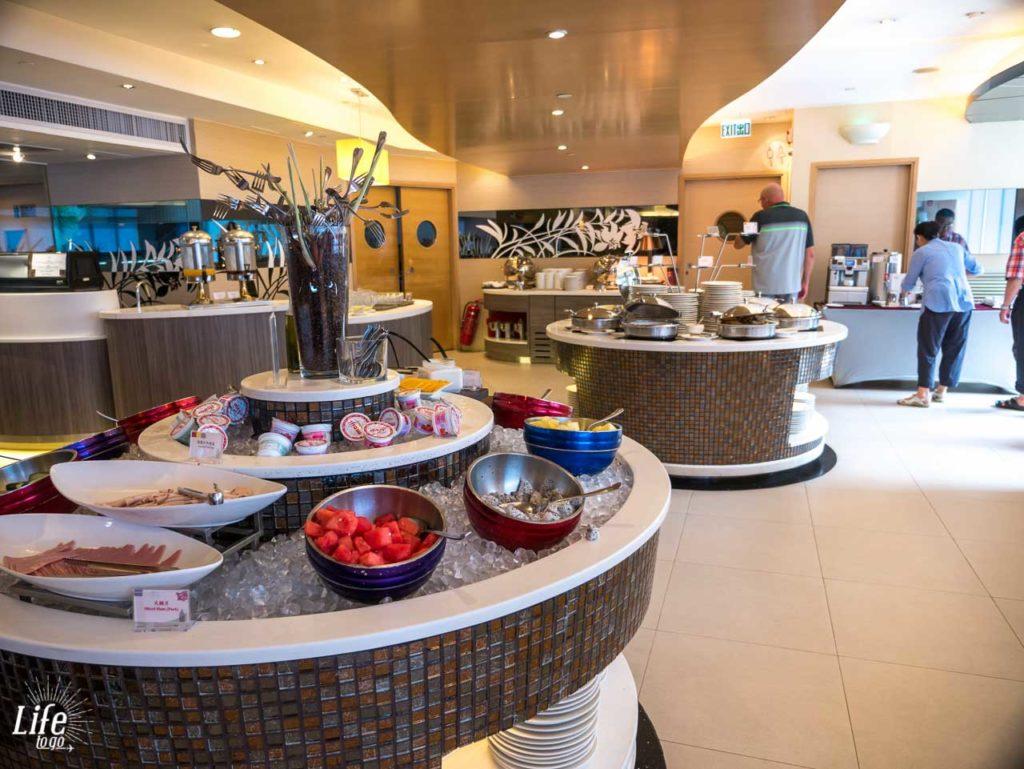 The CityView Hotel Hong Kong Frühstück
