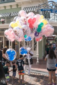 Luftballons Walt Disney World Orlando