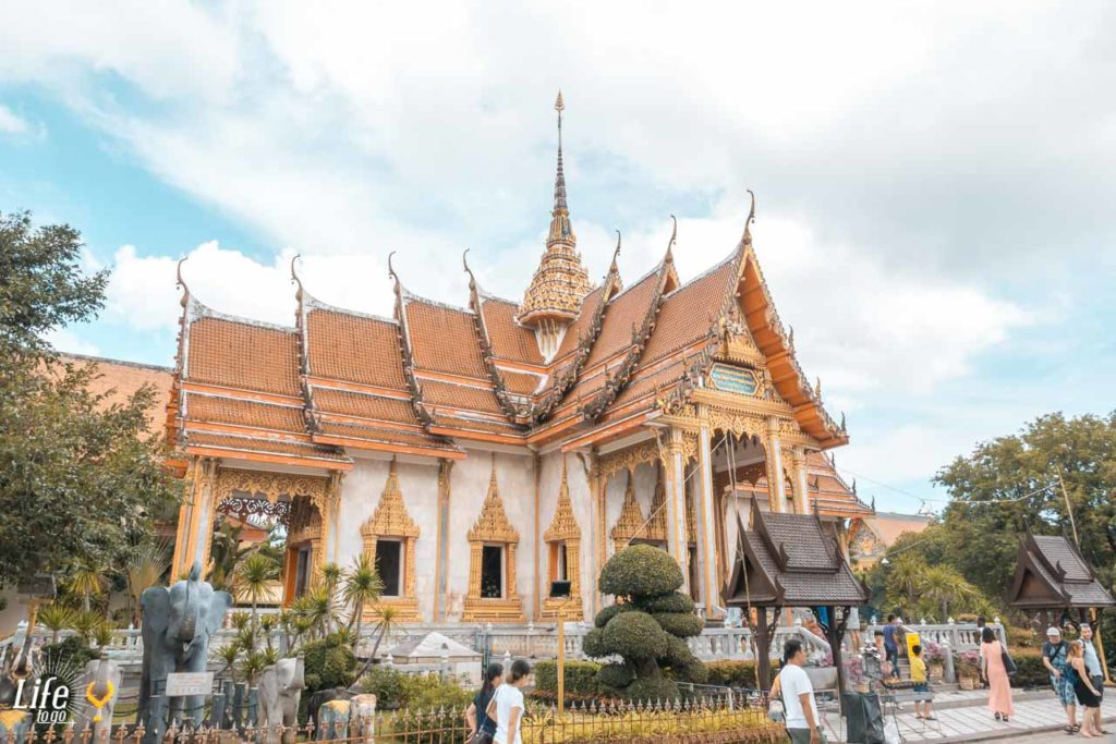 Wat Chalong - Phuket Reisetipp