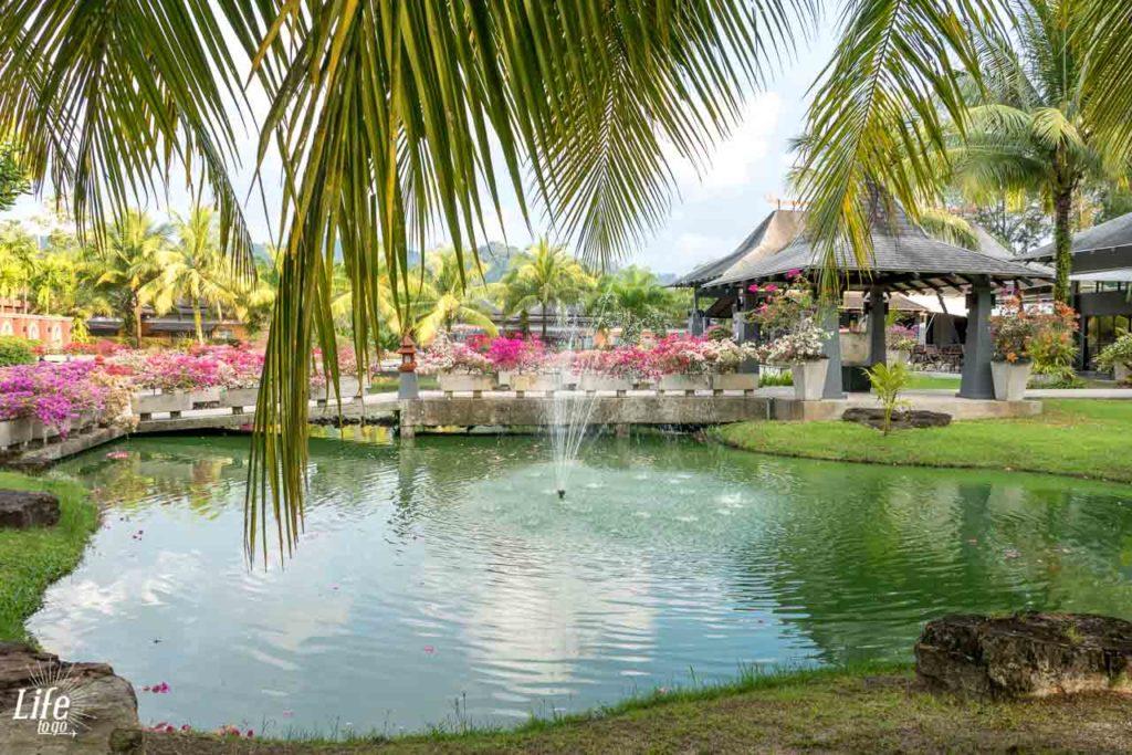 Beyond Resort Khao Lak Anlage - Khao Lak Tipps Unterkunft