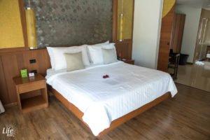 Beyond Resort Khao Lak Schlafzimmer - Khao Lak Tipps Unterkunft
