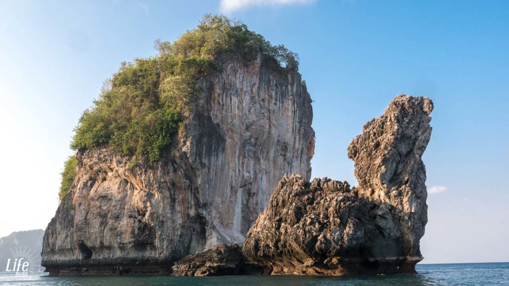 Camel Rock Koh Phi Phi Island