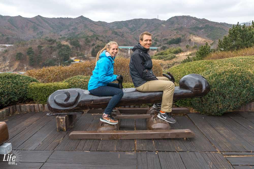 Penis Park Südkorea