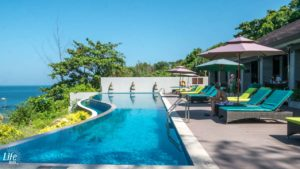 Infinity Pool Holiday Inn Resort Koh Phi Phi Island