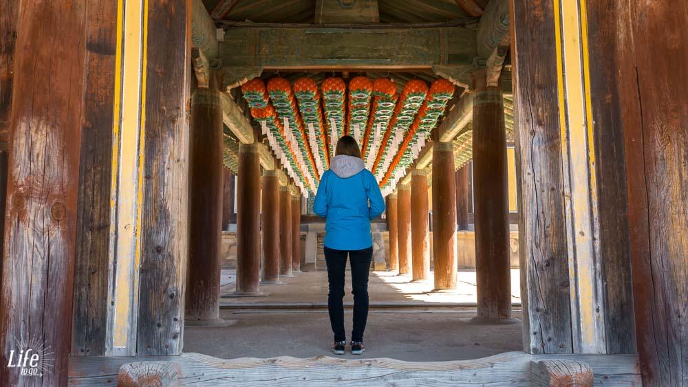 Bulguksa Tempelanlage Südkorea