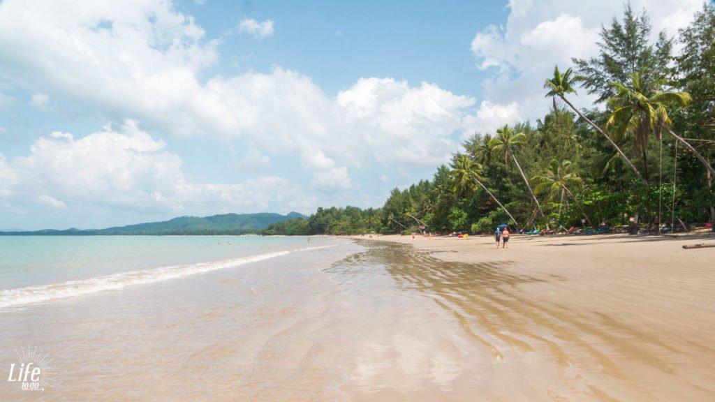 Khao Lak Coconut Beach Strand Tipp