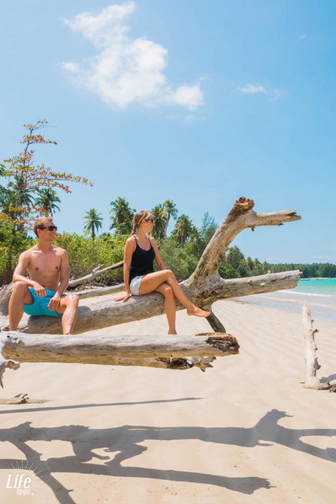 Khao Lak White Sand Beach - Khao Lak Tipps Strand Tipp und Empfehlung