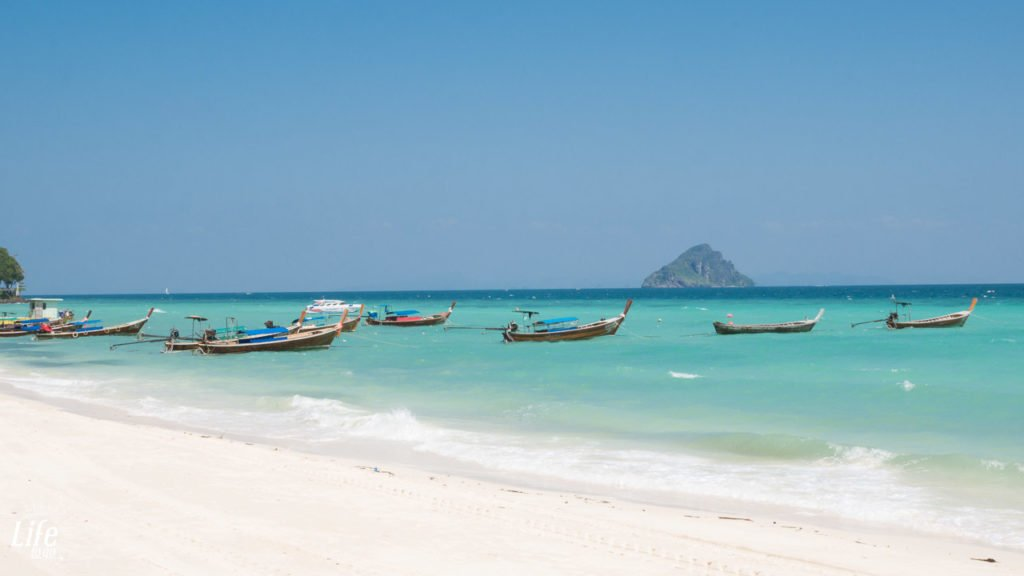 Koh Phi Phi Tipp Laemtong Beach