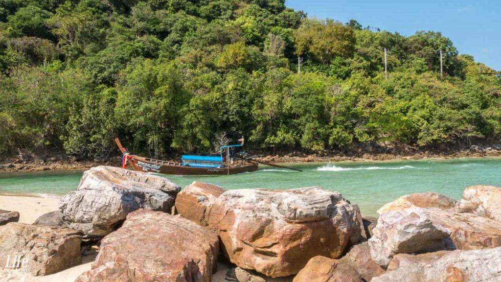 Loh Ba Kao Beach Koh Phi Phi
