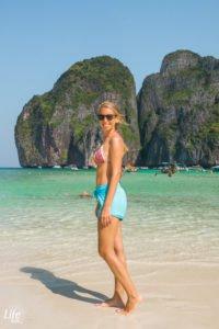 Maya Bay Erfahrungsbericht Koh Phi Phi Tipps