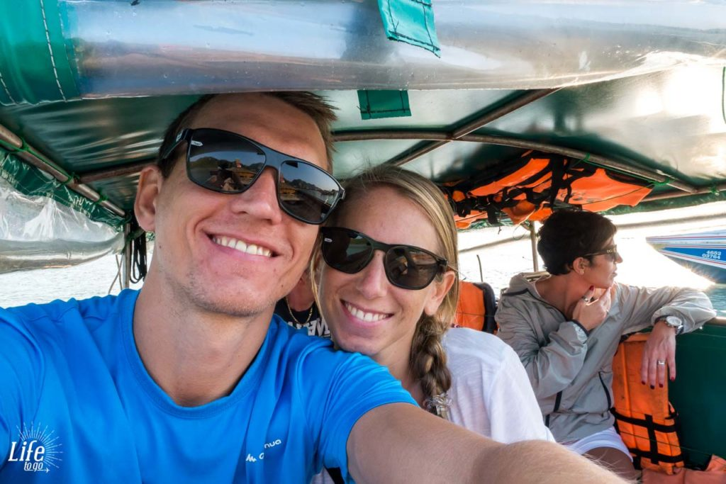 Maya Bay Longtail Boat Tour