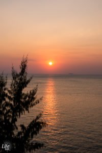 Sonnenuntergang Koh Phi Phi