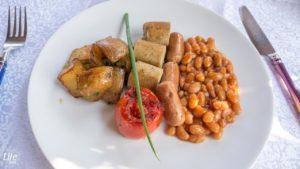 Frühstück vegan Beyond resort Khao Lak Thailand