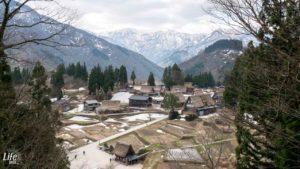 Ainokura Gassho Village Japan