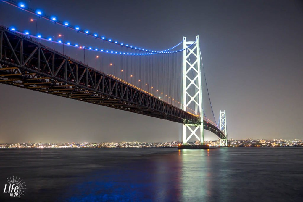 Akashi Kaikyo Brücke