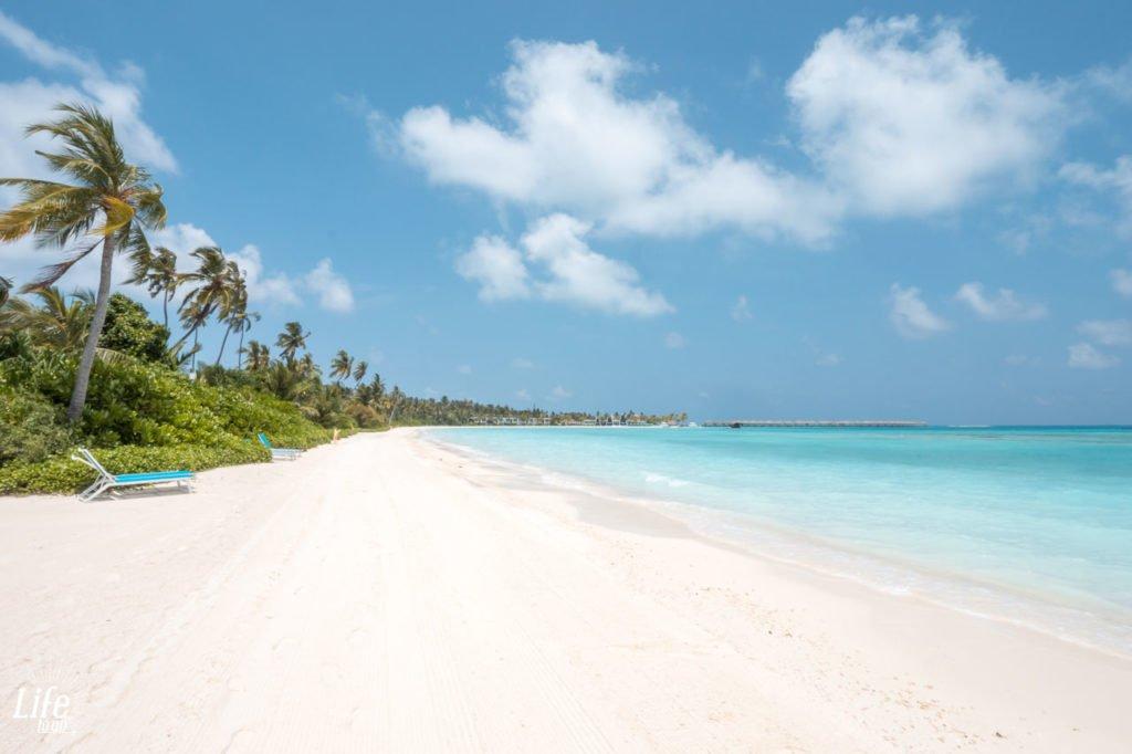 Malediven Traumstrand Kandima Resort