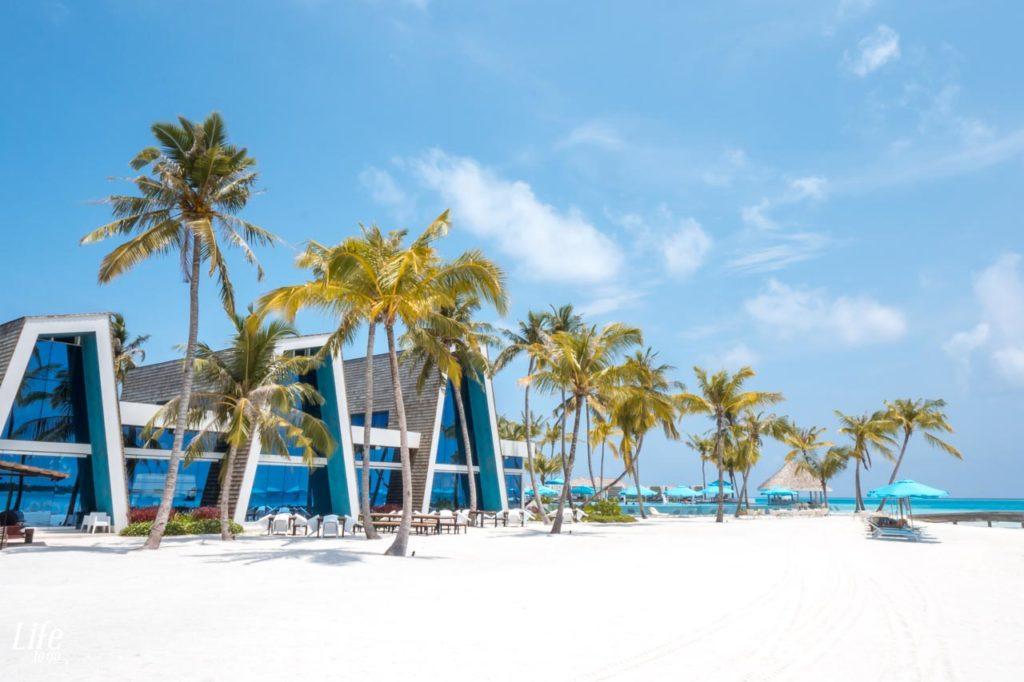Malediven Restaurant Kandima Resort