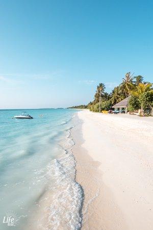 Beste Malediven Reisezeit und Kandima Malediven Strand