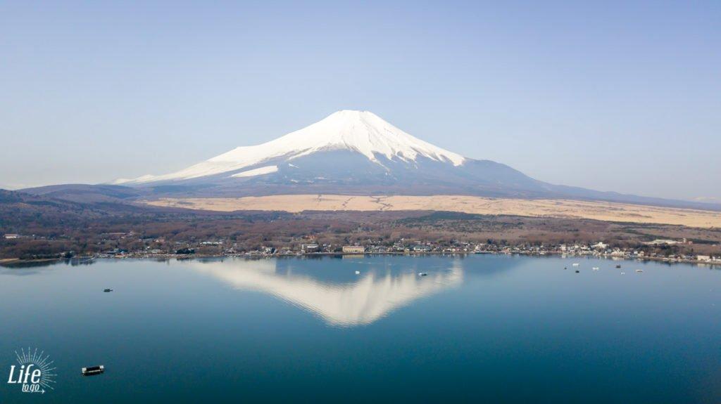 Lake Yamanaka Mount Fuji