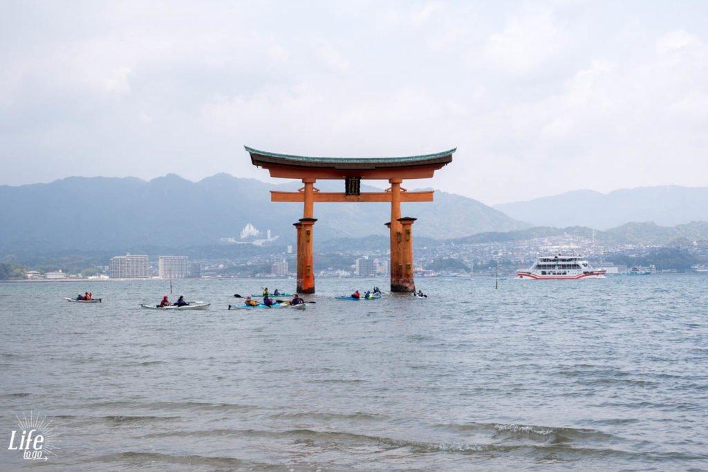 Itsukushima Schrein Torii