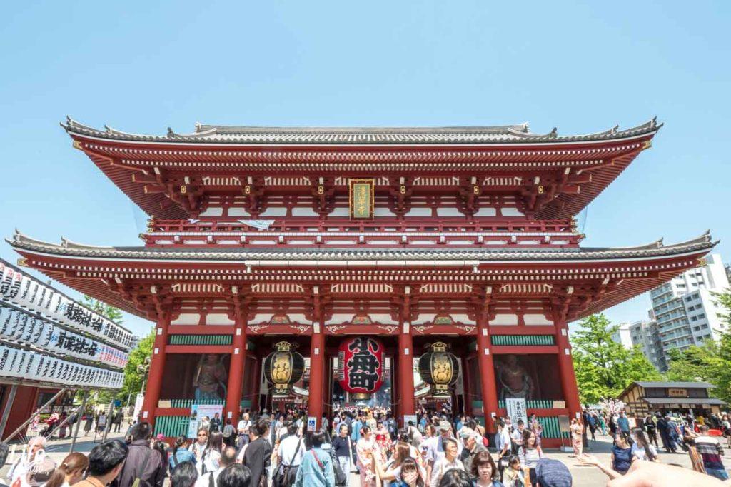 Senso Ji Tempel Tokio