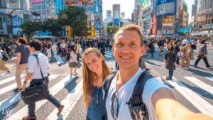 Foto Shibuja Crossing